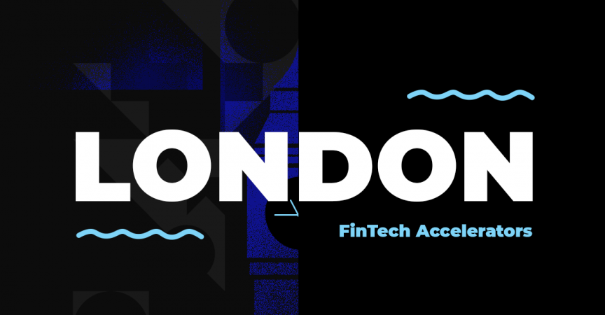 FinTech accelerators in London cover image