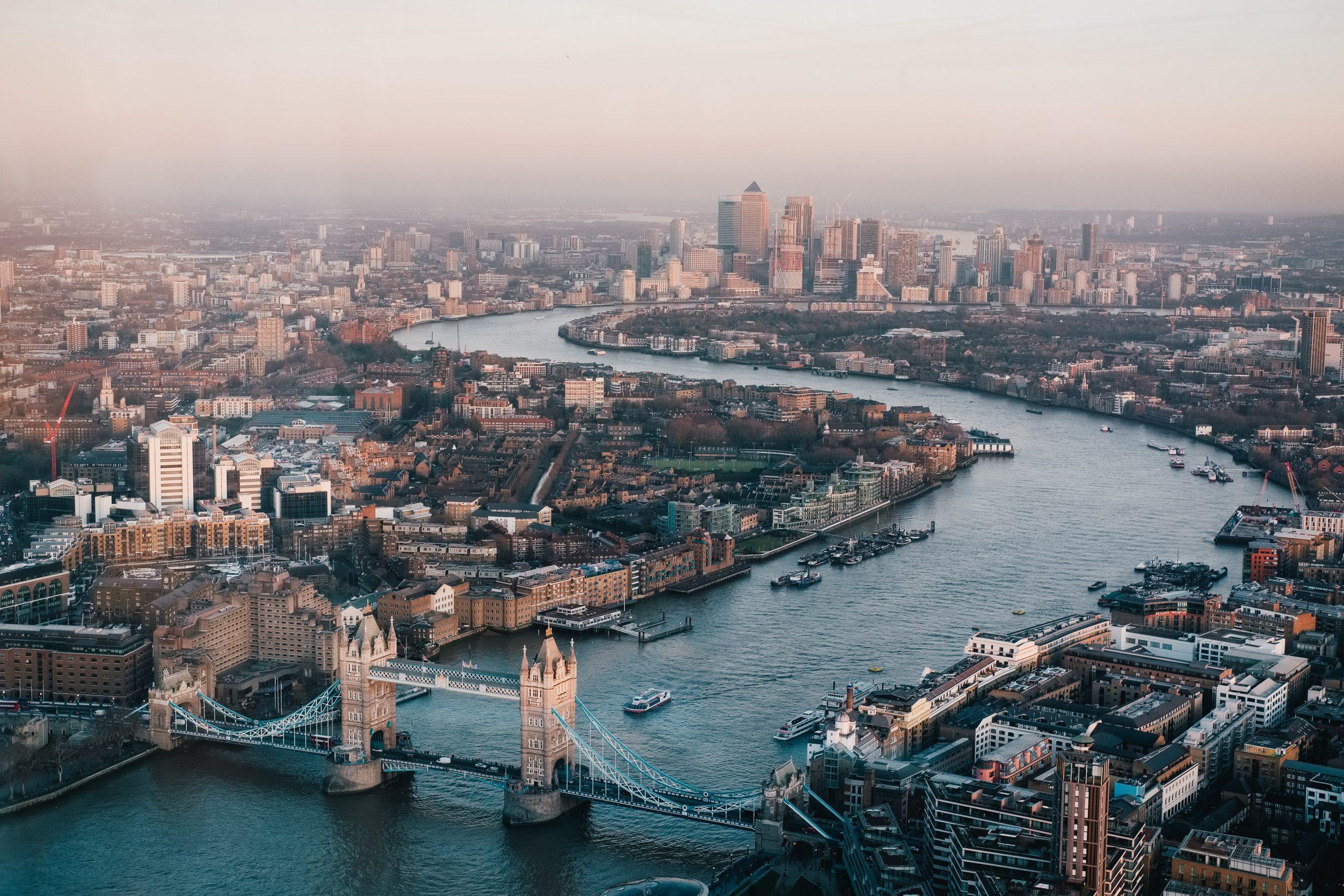 FinTech in London - vital companies.
