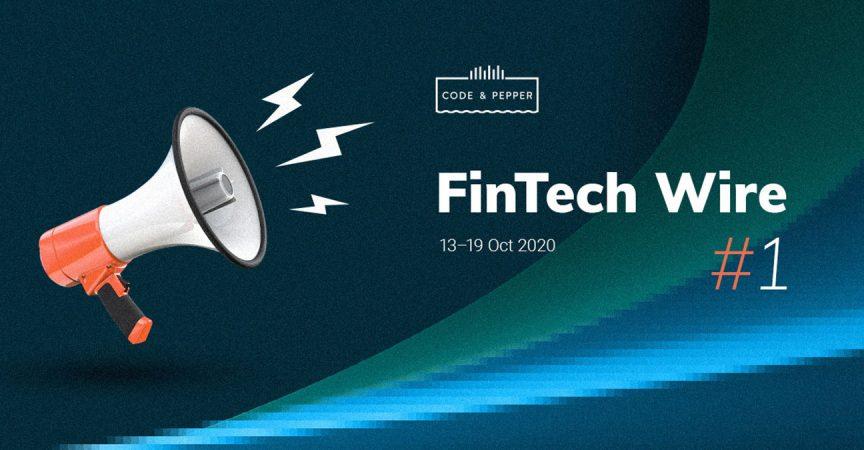 FinTech Wire #1