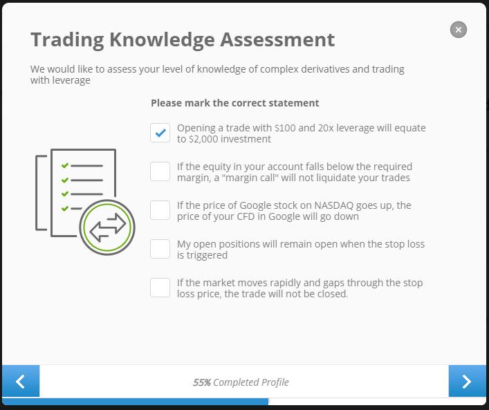 etoro trading platform test