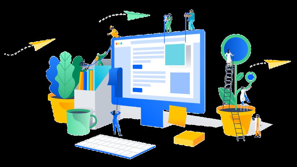 Atlassian's design system