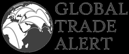 Global Trade Alert logo