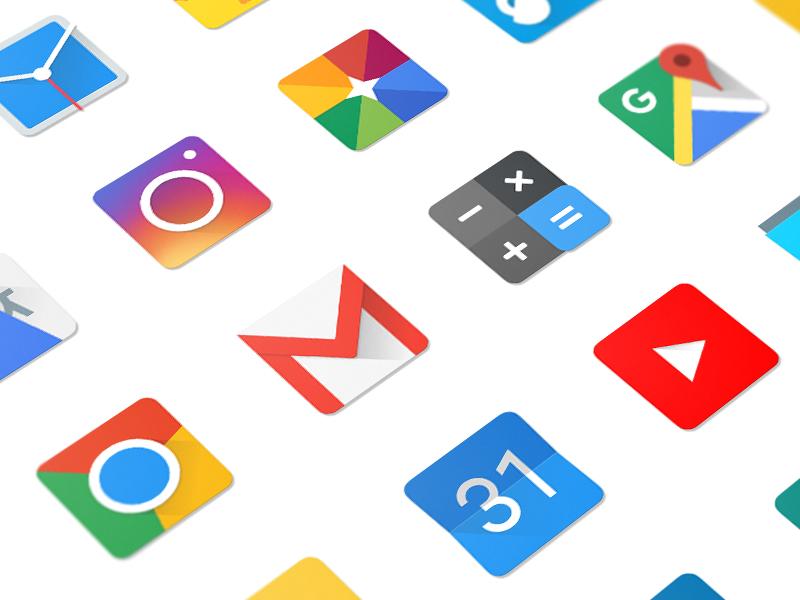 Google's Material Design - Graphic design system