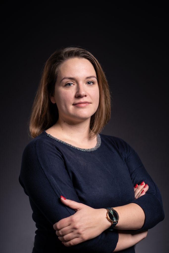 Natalia Cholewa, Head of Engineering at Code & Pepper