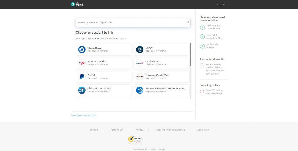 Mint - digital asset management tool