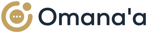 Omana'a logo - UX/UI Design for tool